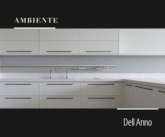 Você sonha com uma cozinha branca? Então confira nossas opções de laccas e padrões nesta cor: http://www.dellanno.com.br/tipo_ambiente/cozinha/