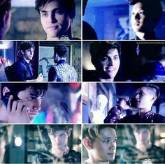 malec. maLEC. mALEC. MALEC.<-- I'm not a diehard Malec shipper but I really love the chemistry between Matt and Harry