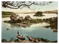 [Glengariff Harbor. County Cork, Ireland]