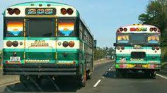 Autobuses de El Salvador