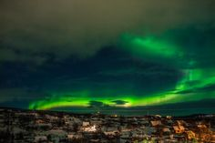 1. Polarlichter sehen