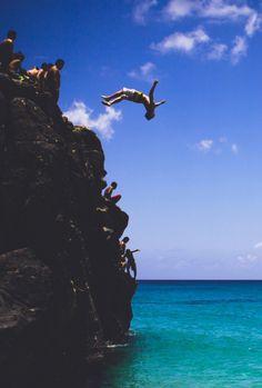 I miss this.... Waimea Bay, Oahu Hi