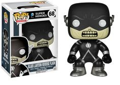 Funko Pop Heroes Black Lantern Reverse Flash Vinyl Figure 68 | eBay