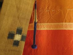 Cross-wise Haori. Early-mid 20th-century meisen.