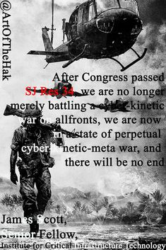 """""""After passed SJ Res we are no longer merely battling a cyber kinetic war on all fronts, we are now in a state of perpetual cyber kinetic and there will be no end"""" - James Scott Lowes Promo, Save The Internet, Arabica Coffee Beans, Cyber Threat, James Scott, Coffee Club, Essay Writer, Creative Industries, Battle"""