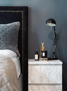 www. TUVASVARE .no Interior / Style / Homevdecor / Fashion / Missoni / Voluspa / Jotun byge / Marble Nighstand / Marble