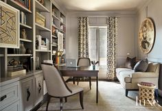 Artful Lodgers - A Serene and Sophisticated New Home #LuxeNY #room #dining #living #interiordesign #furniture #architecture #house #art #design #style See more at http://www.luxesource.com
