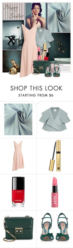 """Happy Easter"" by lysianna ❤ liked on Polyvore featuring GUESS, Stelton, Leal Daccarett, Osman, Estée Lauder, Chanel, NYX, Luana and Gucci"