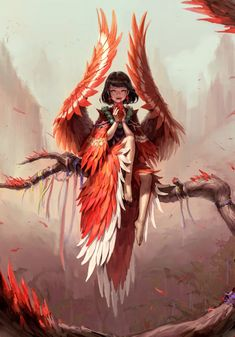 anime fantasy - scifi-fantasy-horror: by ok jae lee Art And Illustration, Character Illustration, Cartoon Illustrations, Anime Fantasy, Fantasy Kunst, Fantasy Makeup, Dark Fantasy, Fantasy Hair, Final Fantasy