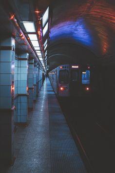 London Underground - Mr Ben Brown