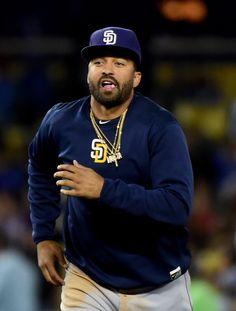 matt kemp 2016 images | Matt Kemp Photos - San Diego Padres v Los Angeles Dodgers - Zimbio Dodger Game, Dodger Stadium, Marcel, Matt Kemp, San Diego Padres, Washington Nationals, National League, Photo L, Los Angeles Dodgers