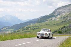 TR4 in the mountains - Estiv'Alpes 2015