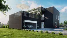 Bilderesultat for flatt tak takterrasse Kristiansund, Flat Roof, Home Fashion, Sliders, Real Estate, Mansions, Architecture, House Styles, Design