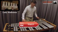 Lady Madonna The Beatles for vibraphone  In this video we take a look at The Beatles for vibraphone Lady Madonna words and music by John Lennon and Paul McC