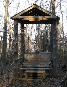 Another privy on the AT in NH.  This blog is one of my all time favorites.