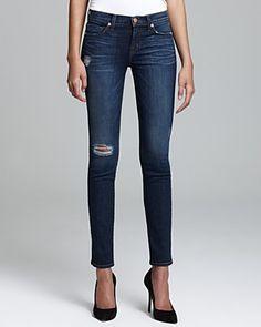 J Brand Jeans - Mid Rise 811 Rail Destruction in Norfolk   Bloomingdale's