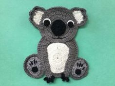 Today I'm going to be showing you a crochet koala pattern that I've designed. Here's what the crochet koala will look like. If you would like to follow along with a video tutorial for this pattern, it's available at Crochet … Continue reading →