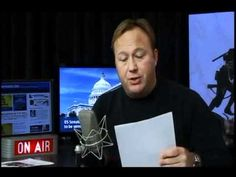 Alex Jones On CIA Mind Control Techniques