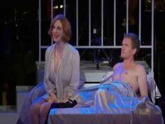 """Barcelona"" - Company (2011) - Neil Patrick Harris & Christina Hendricks - http://maxblog.com/12572/barcelona-company-2011-neil-patrick-harris-christina-hendricks/"