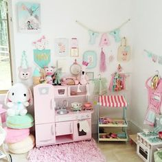 Adorable room decor #kidsrooms
