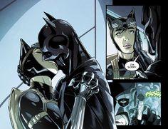 (6) Tumblr Batman catwoman love kiss