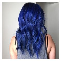 Ultimate Teal Ombre Hair Color | Mermaid Hair Color Set | Temporary... ❤ liked on Polyvore featuring beauty products, haircare, hair color, hair and hairstyles