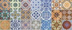 Set of 24 tile square art decals Great item to decorate your bathroom, kitchen flat walls & windows  *WHAT INCLUDE* Set of 24 traditional spanish retro tile decal square Apply this beautiful traditional tile sticker decal in any flat surface (walls, ceramic, windows, doors). * Available sizes*  1.9 x 1.9 inches / 5 x 5 cm each tile 3.9 x 3.9 inches / 10 x 10 cm each tile 4.9 x 4.9 inches / 12.5 x 12.5 cm each tile 5.9 x 5.9 inches / 15 x 15 cm each tile 7.9 x 7.9 inches / 20 x 20 cm each…