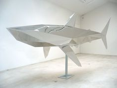 xavier-veilhan le requin