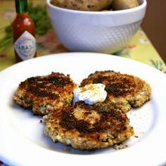 beef & potato patties: Northern Irish Pasties: simplelivingeating.com