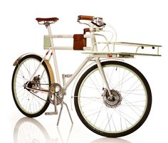 FEELDESAIN-FARADAY-07, The New Electric Bicycle! I want one!