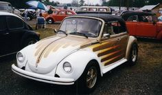 Brian Winkler - Well, Brian did have a 1974 Superbeetle some time ago. He sold it earlier this month of April. The reason he sold it is because the car had continuous problems. Money was constantly being spent to keep it in running condition. But he hasn't lost that bug fever. He's still in love with the Volkswagen Beetle.
