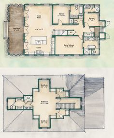florida cracker house plans - www.fsec.ucf.edu | Florida House ...