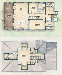 Florida Cracker House Plans