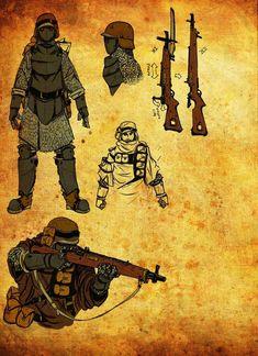 Empire_Soldier by Gericht.deviantart.com on @DeviantArt