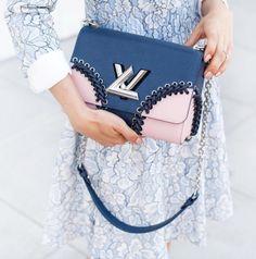 Louis Vuitton 'Twist' braided