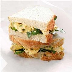 Quick coronation chicken sandwich Recipe | must try this! Don't have any mango chutney so I'll cut that out, and also will cut out the mayo all together. Perhaps I'll add in some raisins instead of the chutney?