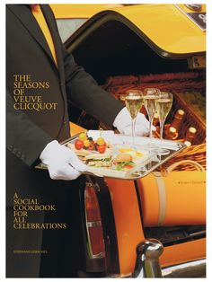Seasons of Veuve Clicquot