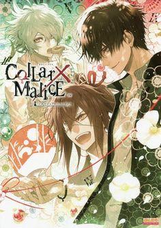 Collar x Malice Official Visual Fanbook (B's LOG COLLECTION) KADOKAWA BOOK