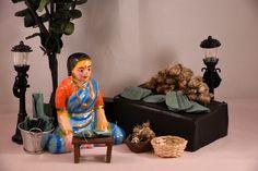 14 new photos · Album by arun kumar Doll Crafts, Clay Crafts, Diy And Crafts, Farm Fest, Wedding Doll, Indian Dolls, Realistic Dolls, Miniature Crafts, Cute Dolls