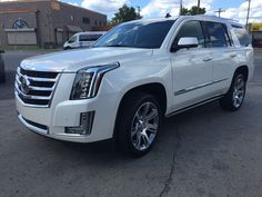 Just in 15 Escalade !   Call for pricing 844-HUNTERZ