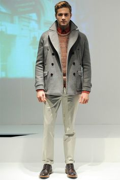 Hardy Amies Fall/Winter 2014 | London Collections: Men