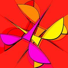 Super Fanby Haystack Engineering #art #illustration  #Geometric