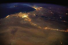 11 incríveis fotografias feitas do espaço por Chris Hadfield