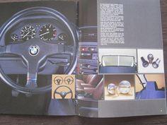 BMW Vintage Accessories Catalogue E30, E28, E24, E34 BRAND NEW AND UNUSED, US $14.00, image 1