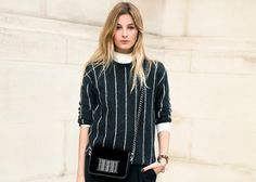 How To Wear a Turtleneck: 20 Terrific Styling Ideas