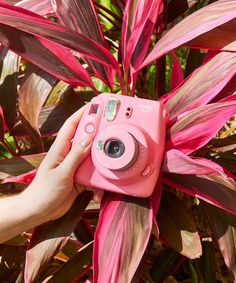 Fujifilm Instax Mini 9 camera in Flamingo pink | Urban Outfitters | Home & Gifts | Music & Tech | Photography #UrbanOutfitters #urbanoutfitterseu #UOEurope
