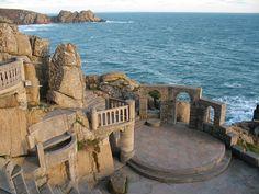 Cornwall - minack theatre