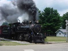 Little River Railroad Coldwater, MI - runs mostly on Sundays, some Saturdays, $18 for adults
