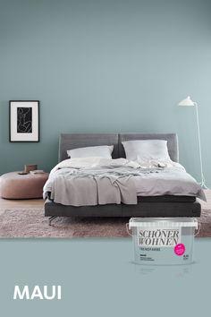 Cozy Bedroom, Master Bedroom, Bedroom Decor, Bedroom Ideas, Guest Room Office, Home Office, Maui, Bedroom Colors, My Room