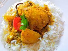 Colombo de poulet - Je cuisine Créole